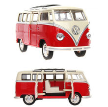 1/24 Scale Diecast Bus Model Volkswagen Micro Bus  Meizhi Car Toys Collection
