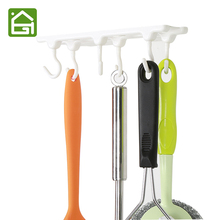 Fashion Style Kitchen Cupboard Cooking Tools Hanger Rack Ceiling Hanging Rack Hooks Kitchen Accessories