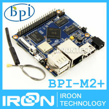 MiNi BPI-M2+plus Banana Pi M2+plus H3 Quad-Core 1GB RAM 8GB eMMC BPI M2+plus WiFi&Bluetooth demo board Single Board Computer SBC(China)
