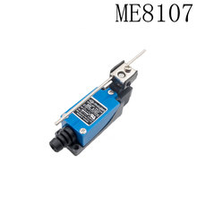1PCS high quality ME-8107 Position AC DC Limit Switch Of Roller Wheel 1NC 1NO Reset Limit Switches