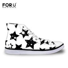 dalliy Galaxy Cat Mujer Lienzo Zapatos Cordones high-top Calzado Zapatillas Blanco A naytS