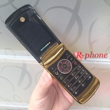 Refurbished Original Unlocked Motorola V8 Mobile Phone 2MP Cell Phone with 512M or 2GB ROM
