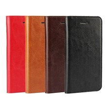 For Huawei Y5 II Y5II Cover Case Luxury Business Wallet Genuine Leather Purse Mobile Phone Coque Etui For Huawei Y5 ll 2 Capinha