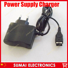 Free shipping EU Plug AC Power Adapter Cable for Nintendo NDS GBA SP Charger  2PCS/LOT