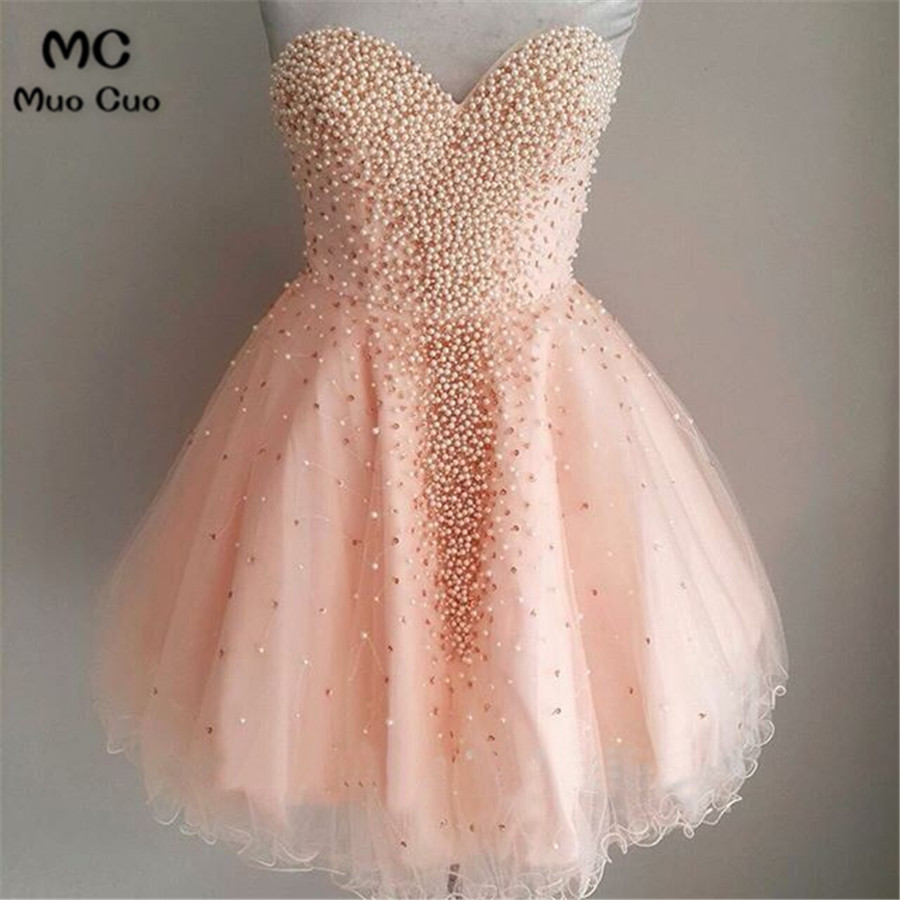 Pretty Beading Pretty A-Line Homecoming Dress,Short Prom Dresses,Cocktail Dress,Homecoming Dress,Graduation Dress,Party Dress