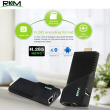 Rikomagic RKM V5 RK3288 Android 4.4 Quad Core 2G 16G 4K TV Box H.265 HEVC Google TV Player Wifi Bluetooth DLNA XBMC Miracast