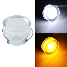 1Pcs 3W Acrylic LED Ceiling Downlight AC85V-265V Recessed LED Wall lamp Spot light With LED Driver For Home Lighting