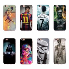 For Apple iPhone 4 4s Star Wars Football Players NBA Stars Design Funda Case TPU Silicone Soft Covers For iPhone 4 4s Phone Bag