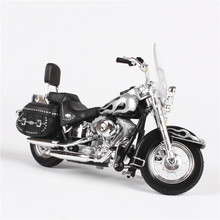 Maisto 1:18 2002 FLSTC HERITAGE SOFTAIL CLASSIC Die-casts model bike Collection