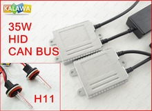 AC 12V 35W H11 CANBUS HID KIT Set for Ford 2012 Xenon HID Kit System CANBUS hid conversion kit Free Shipping TTT(China)