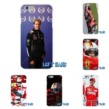 For HTC One M7 M8 A9 M9 E9 Plus Desire 630 530 626 628 816 820 Sebastian Vettel Scuderia Ferrari Silicon Soft Phone Case(China)