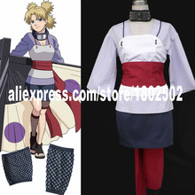 Naruto Temari Cosplay Costumes Women Halloween Party Masquerade Costume(China)