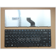 Russian Keyboard for Acer EMachines D440 D442 D640 D640G D528 D728 D730 D730G D730Z D732 D732G D732 D732Z D443 RU Black Laptop