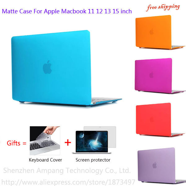 Laptop Cover Crystal Hard Case Cover for Macbook Pro 13.3 15.4 Pro Retina 12 13 15 inch Macbook Air 11 13 Laptop Shell<br><br>Aliexpress