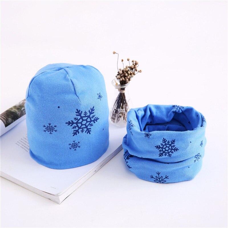 snow blue set