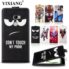 Newest For HTC One X10 Factory Price Luxury Cool Printed Cartoon 100% Special PU Leather Flip case cover