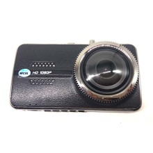 "WFCVS Metal Car Camera DVR Dash Camera Digital Video Car Recorder HD 5.0"" LCD G-Sensor(China)"
