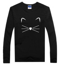 2017 KITTY Kids Children Clothes Boys T-shirt 100% Cotton long sleeve Tops Kids Clothes T shirt Boys O-Neck Tee HU58464(China)