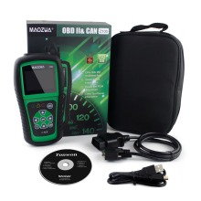 MAOZUA Z100 OBDII Code Reader & Electrical Test Tool Easy To Use PK AL519 OM123 AD310(China)