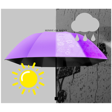 New Delicate Multi-function Umbrella Lady Princess Magic Flowers Dome Parasol Sun/Rain Folding Umbrella For Women(China)