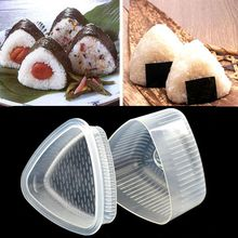 2Pcs/Set Sushi Mould Original Maker Rice Ball Bento Press Mold DIY Kitchen Tool