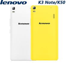 Original Lenovo k50/K3 Note Rear Replacement Housing Cover,Back Door Hard  Battery Case Repair Part, 5.5Inch