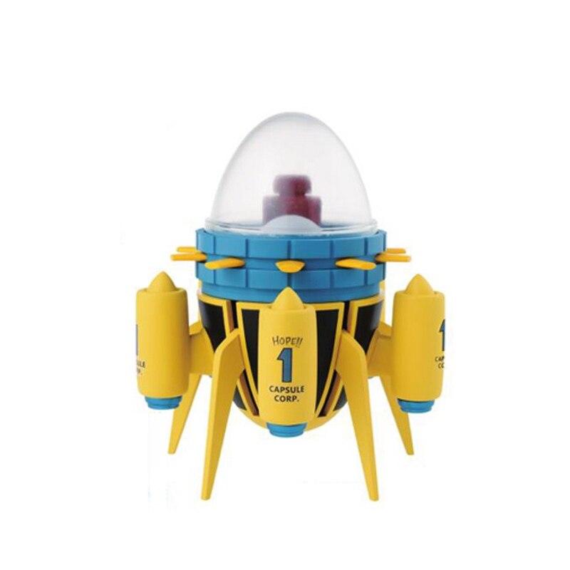 Dragon Ball Super MEGA World Collectable Figure TIME MACHINE Collectible Mascot Toys 100% Original<br>