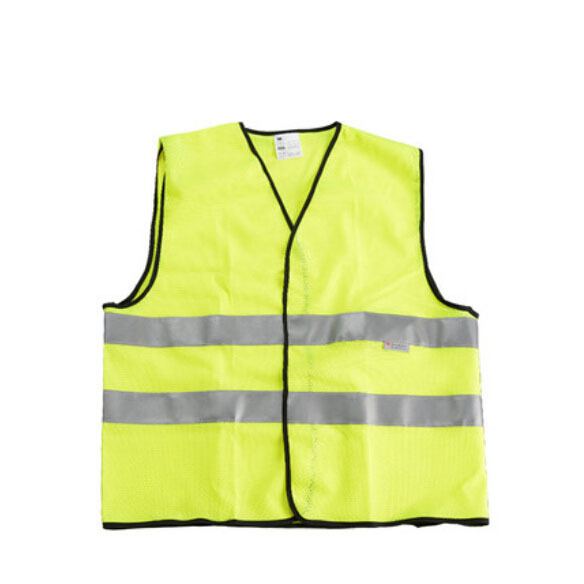 Safety gear night Reflective jacket Reflective traffic Fluorescent green vest Size-L GM0703<br><br>Aliexpress