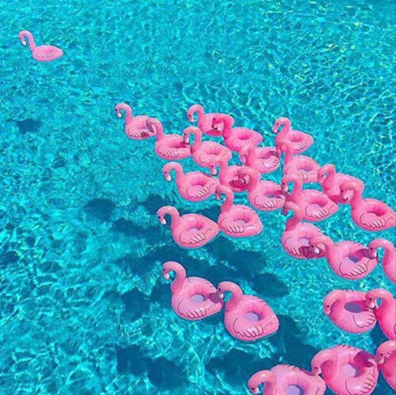 Mini Inflatable Flamingo (27)