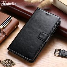 Buy AKABEILA Case Doogee Homtom HT7 HT7 Pro 5.5 INCH Leather Flip Wallet Cases Card Slot Covers Bags Holsters for $6.40 in AliExpress store