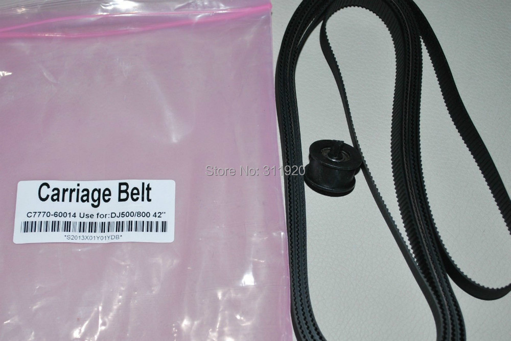 42inch High Quality Carriage Belt For HP DesignJet 500 800 C7770-60014 B0 size<br><br>Aliexpress