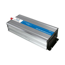 DC 12V , DC 24V, DC 48V input AC 220V or AC110V output DC-AC 1500W PURE SINE WAVE POWER INVERTER electric inverter(China)