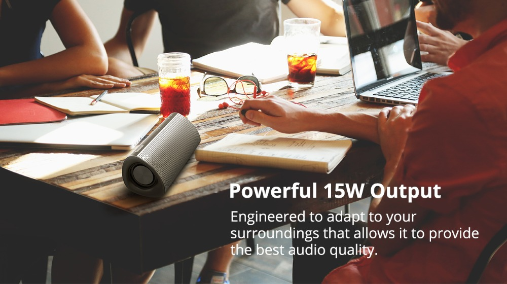 Bluetooth Wireless Speaker 4