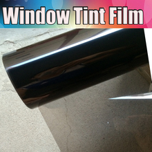 VLT 5% CAR WINDOW TINT FILM TINTING Glass Solar Tints For Car Front / left or right windows size 1.52X30M Roll(China)