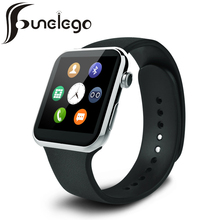 Funelego Smart Hour Watches Android Wearrable Electronics SmartWatch Waterproof  Bluetooth Wrist Watches Cell Phone Watch Clock