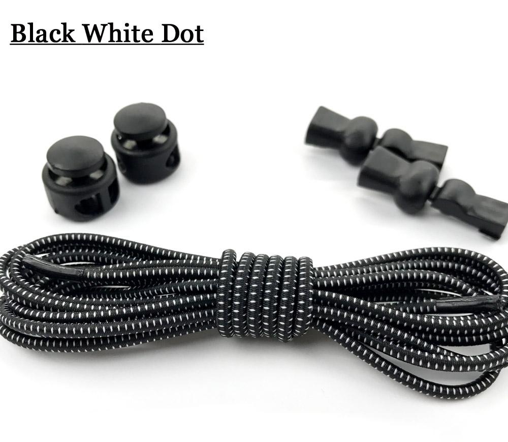 3black white dot