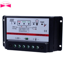 MPPT Solar Panel Battery Regulator Charge Controller 12V/24V 20A Auto Switch APJ(China)