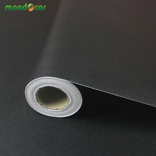 3m / 9.84ft Vinyl Self Adhesive Wallpaper Roll for Furniture Bathroom Kitchen Stickers Wall paper Matt furniture wardrobe door