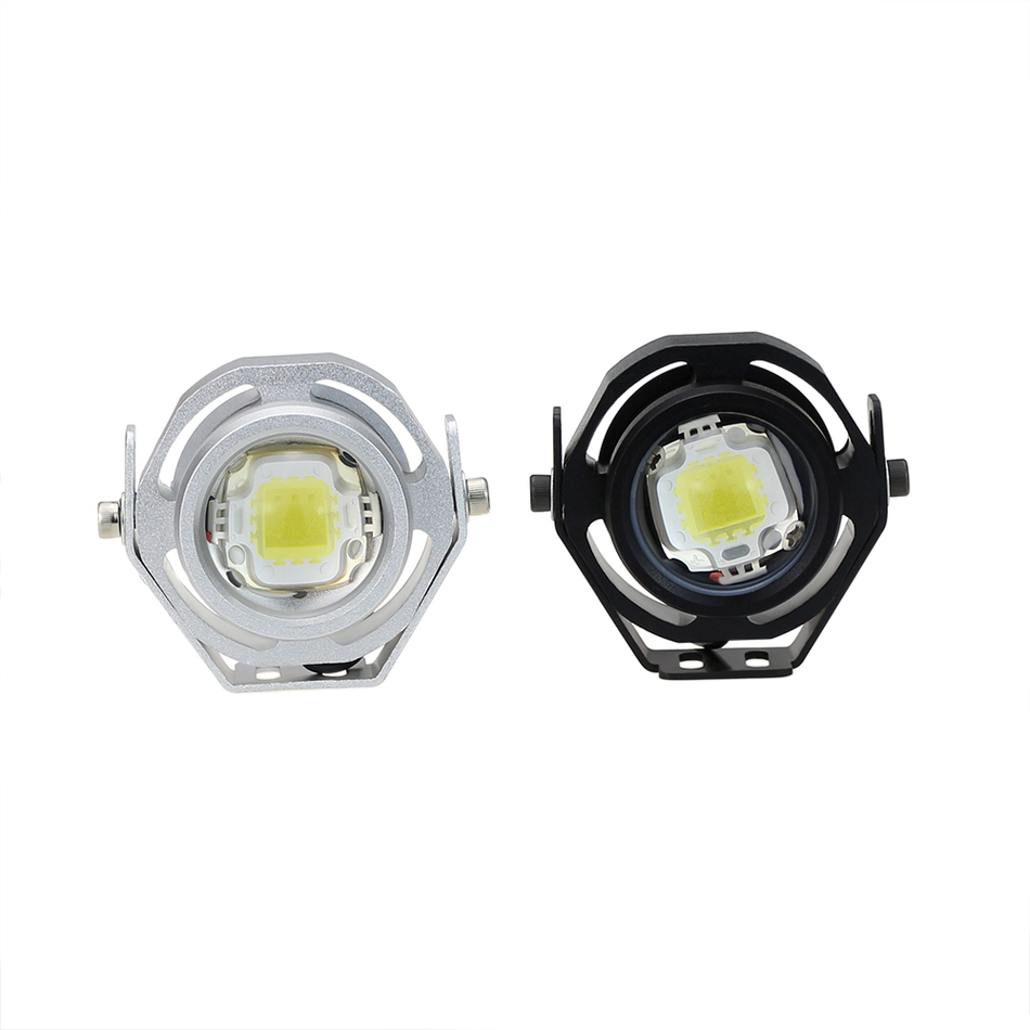 LEADTOPS 10W Car DRL Eagle Eye LED Fog Daytime Running Reverse Parking Light Lamps IP65 waterproof BC<br><br>Aliexpress