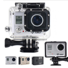 2016 1080P HD Professional Digital Camera Sports DV AMK 5000S Series Go Pro WIFI Action Waterproof Camera Vehicle Records AE0113
