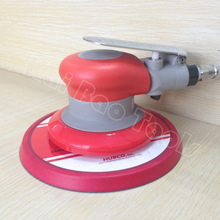 Pad Polisher Orbital-Sander Pneumatic-Tool Sanding-Disc Non-Vacuum 3M Air-Random Air-Dual-Action