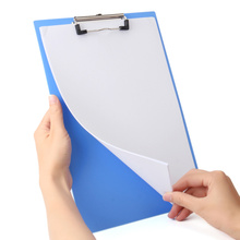Best Price A4 Clip Board Writing-board Files With Clip Pen Holder Office Student Stationery Supplies Durable Useful Good Working