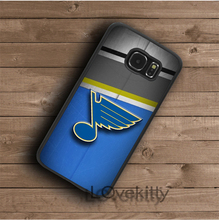 st louis blues 5 fashion cover case for samsung galaxy S3 S4 S5 S6 edge S7 edge NOTE 3 / 4 / 5 #FG413