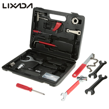 LIXADA 16 in 1 Multifunctional Tool Set Kit Cycling Bike Portable Repairing Tool Set With BMC Box MTB Bike Bicycle Repair Tools