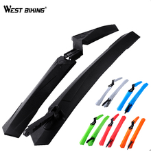 Buy WEST BIKING Bike Fenders Mudguard Quick Install Road Mountain Bicycle Cycling Tire Front/Rear Mudguards Fenders Set Splashboard for $10.89 in AliExpress store