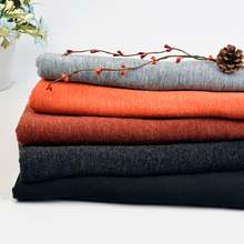 High quality wool acrylic blend fabric for sewing garments fleece blouse design hot sale free shipping 50*160cm/piece A0271(China)