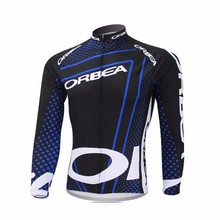 winter thermal fleece Jersey men's Racing Bike ORBEA Cycling Clothing MTB Cycle Clothes Wear Ropa Ciclismo Sportswear 2 STYLE