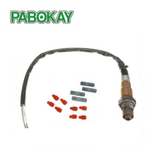 4 Wire Universal O2 Oxygen Sensor For Citroen For Ford /Hyundai Renault Volvo /VW /Fiat Lambda O2 Sensor 0258986602 0258986507(China)