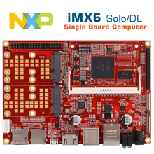 i.mx6solo computer board imx6 android/linux development board i.mx6 cpu cortexA9 board embedded POS/car/medical/industrial boar(China)