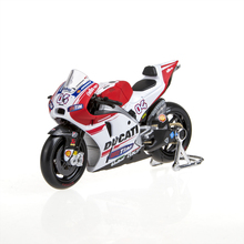 Motorcyc Motos Models Moto Gp Dhm 29# 04# Andrea 1:18 Metal Diecast Models Motor Bike Miniature Race Toy For Gift Collection(China)